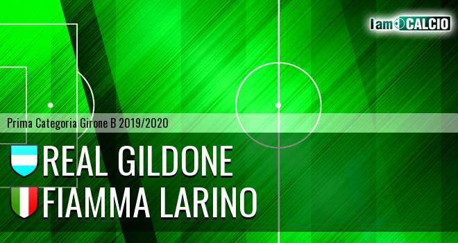 Real Gildone - Fiamma Larino