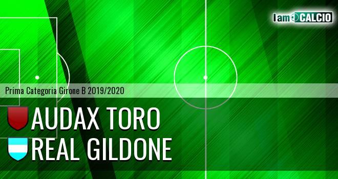 Audax Toro - Real Gildone