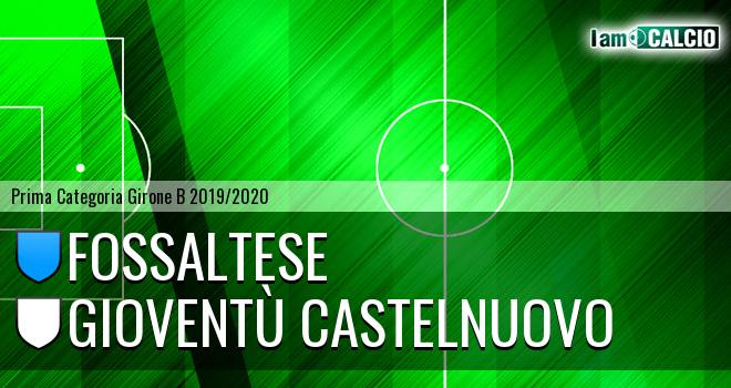 Fossaltese - Gioventù Castelnuovo
