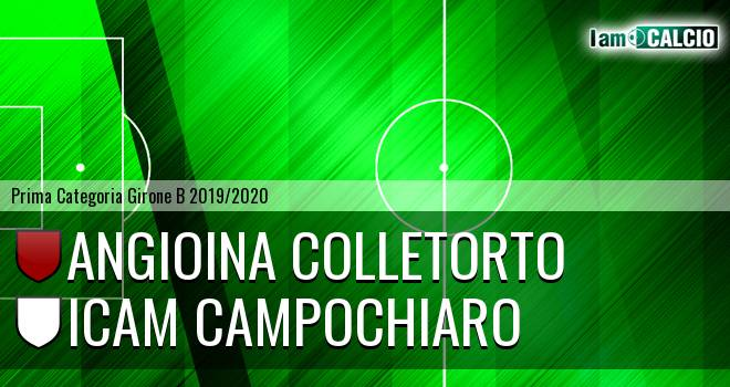 Angioina Colletorto - Icam Campochiaro