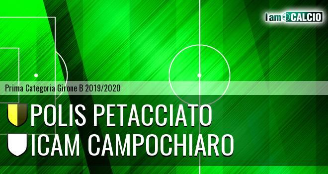 Polis Petacciato - Icam Campochiaro