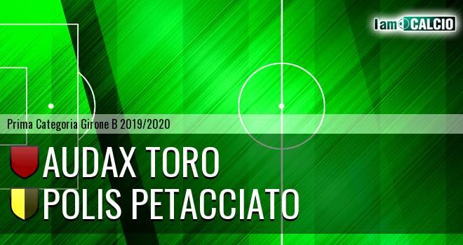 Audax Toro - Polis Petacciato