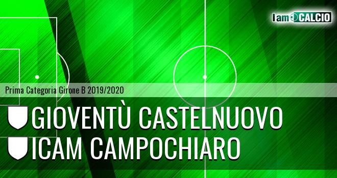 Gioventù Castelnuovo - Icam Campochiaro
