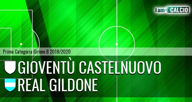 Gioventù Castelnuovo - Real Gildone
