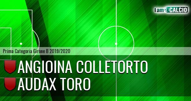 Angioina Colletorto - Audax Toro