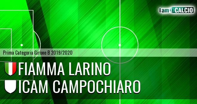 Fiamma Larino - Icam Campochiaro