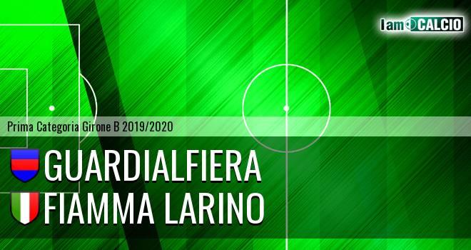 Guardialfiera - Fiamma Larino