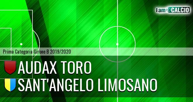 Audax Toro - Sant'Angelo Limosano