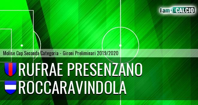 Rufrae Presenzano - Roccaravindola