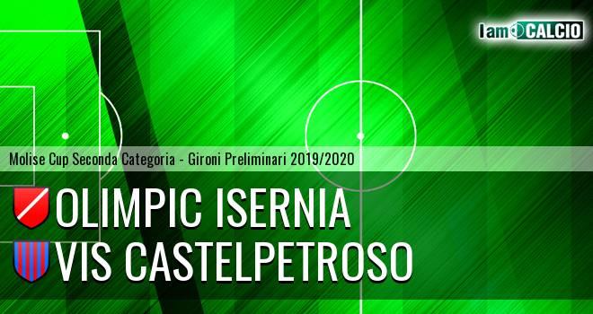 Olimpic Isernia - VIS Castelpetroso