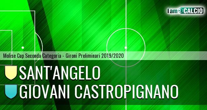 Sant'Angelo - Giovani Castropignano