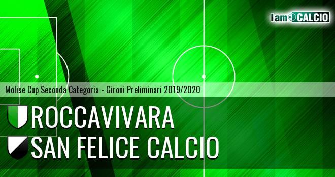Roccavivara - San Felice Calcio
