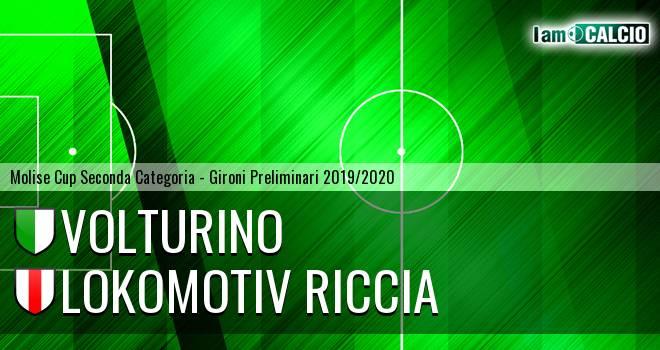 Volturino - Lokomotiv Riccia