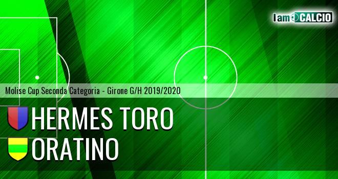 Hermes Toro - Oratino