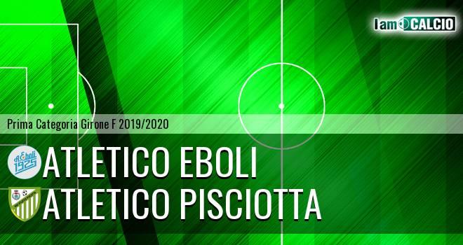 Academy Ebolitana - Atletico Pisciotta