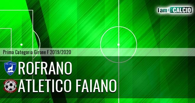 Rofrano - Atletico Faiano