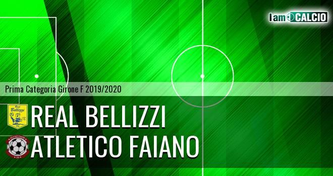 Real Bellizzi - Atletico Faiano