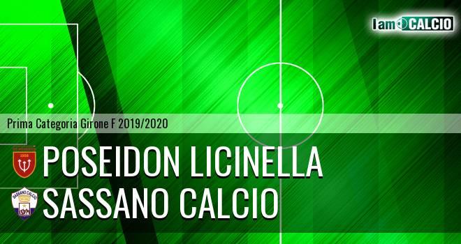 Poseidon Licinella - Sassano Calcio