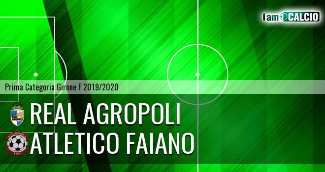 Real Agropoli - Atletico Faiano