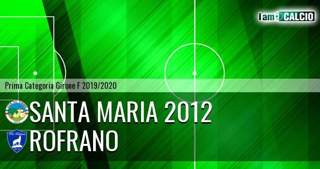 Santa Maria 2012 - Rofrano