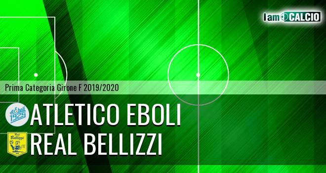 Atletico Eboli - Real Bellizzi - Prima Categoria Girone F 2019 - 2020