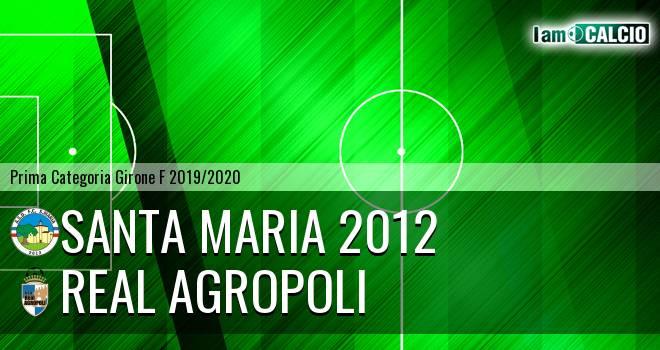 Santa Maria 2012 - Real Agropoli