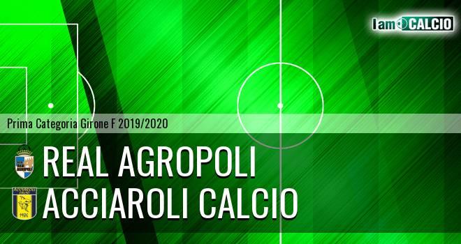 Real Agropoli - Acciaroli calcio