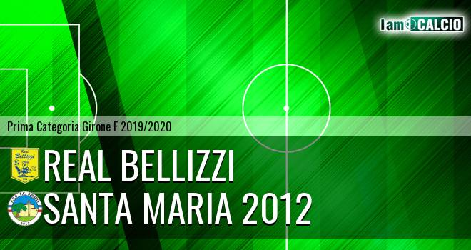 Real Bellizzi - Santa Maria 2012