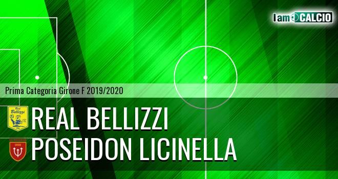 Real Bellizzi - Poseidon Licinella
