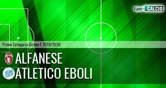 Alfanese - Atletico Eboli