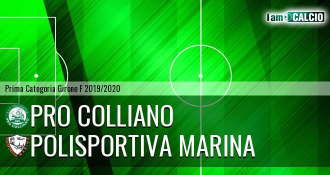 Pro Colliano - Sapri