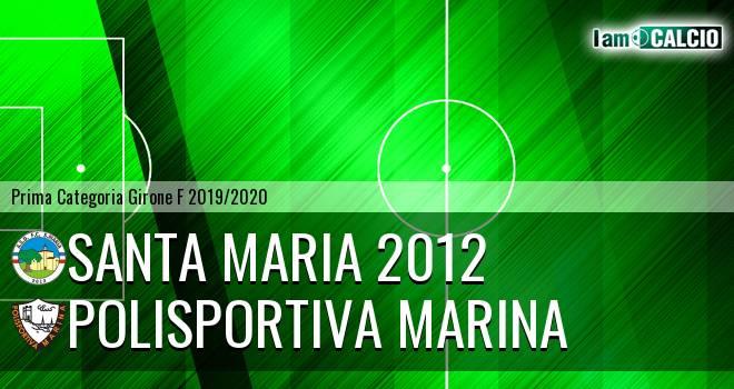 Santa Maria 2012 - Sapri