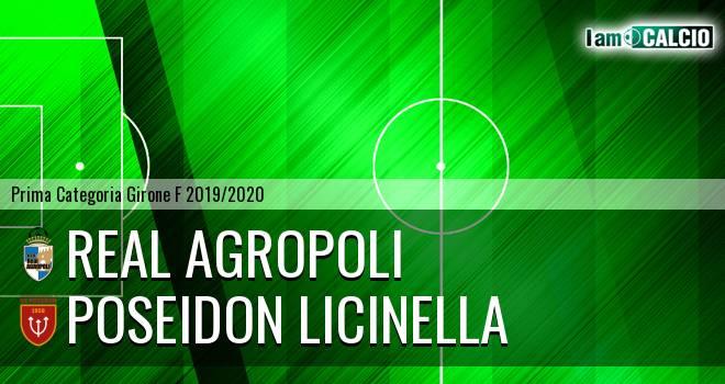 Real Agropoli - Poseidon Licinella
