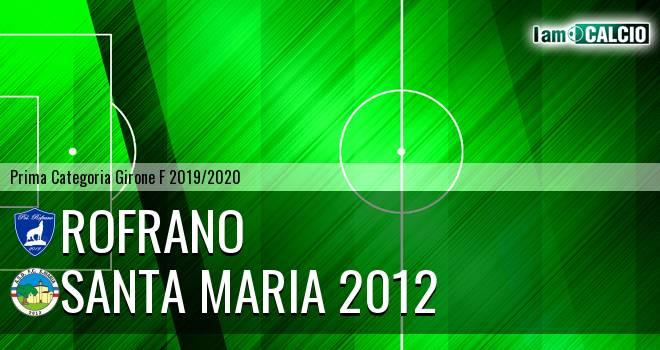Rofrano - Santa Maria 2012