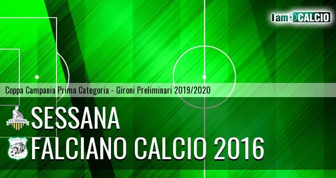 Sessana - Falciano Calcio 2016
