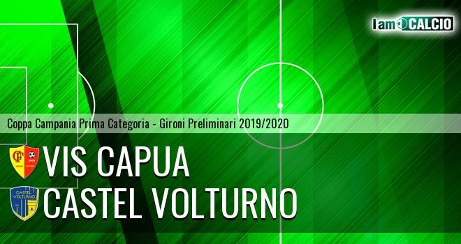 Vis Capua - Castel Volturno