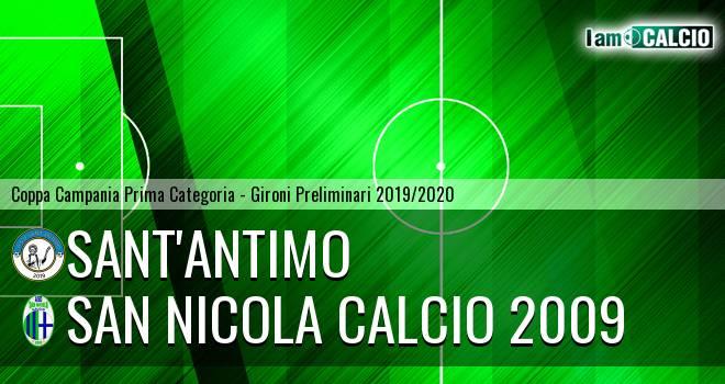 Sant'Antimo - San Nicola Calcio 2009
