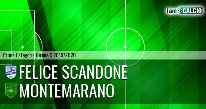 Felice Scandone - Montemarano