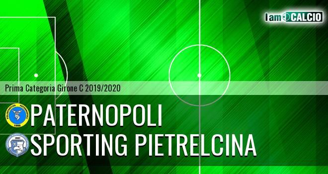 Paternopoli - Sporting Pietrelcina