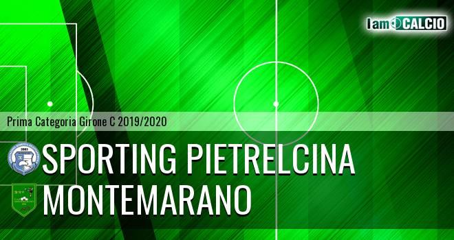 Sporting Pietrelcina - Montemarano