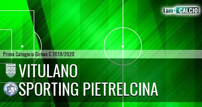 Vitulano - Sporting Pietrelcina