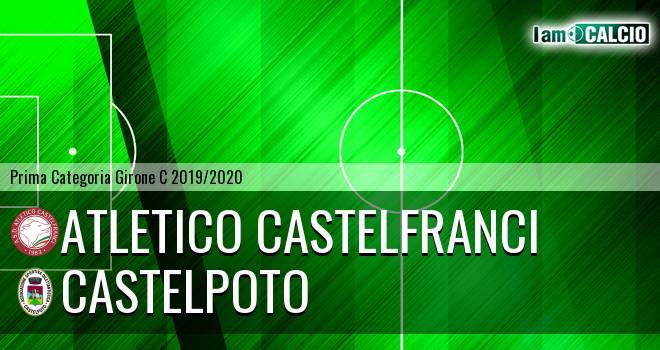 Atletico Castelfranci - Castelpoto