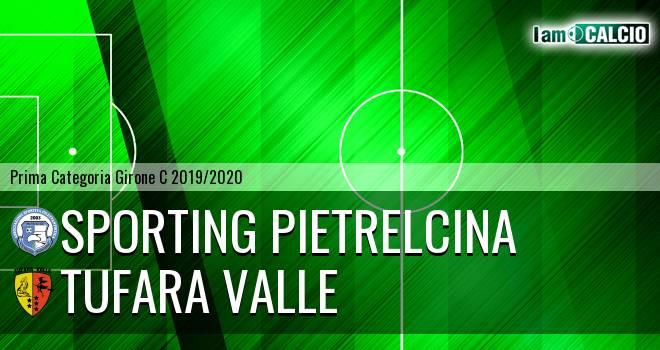 Sporting Pietrelcina - Tufara Valle