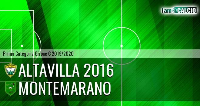 Altavilla 2016 - Montemarano
