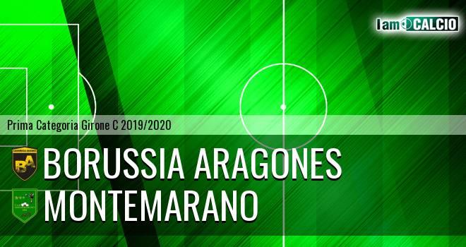 Borussia Aragones - Montemarano