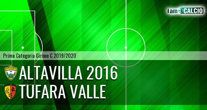 Altavilla 2016 - Tufara Valle
