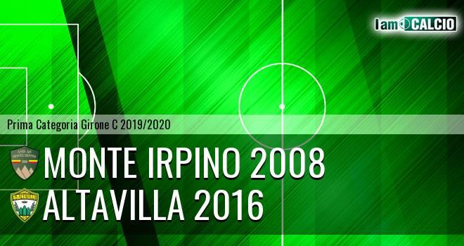 Monte Irpino 2008 - Altavilla 2016