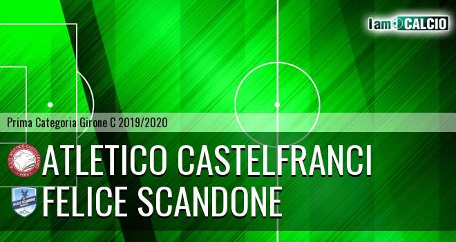 Atletico Castelfranci - Felice Scandone