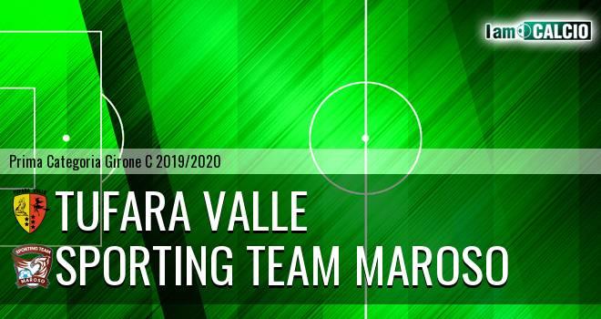 Tufara Valle - Sporting Team Maroso