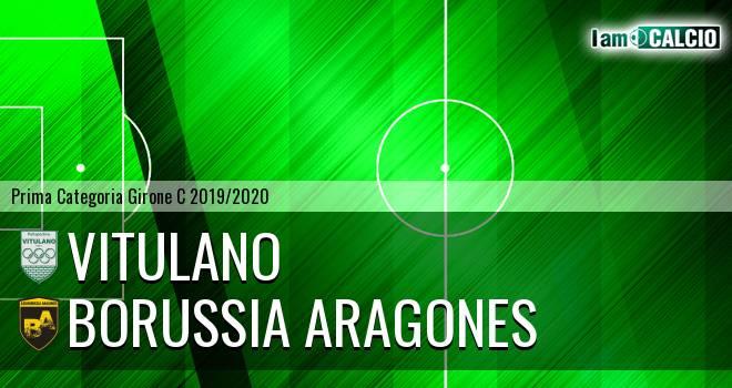 Vitulano - Borussia Aragones